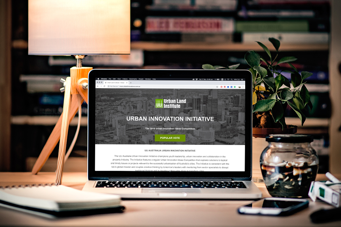 URBAN LAND INNOVATIONS WEBSITE